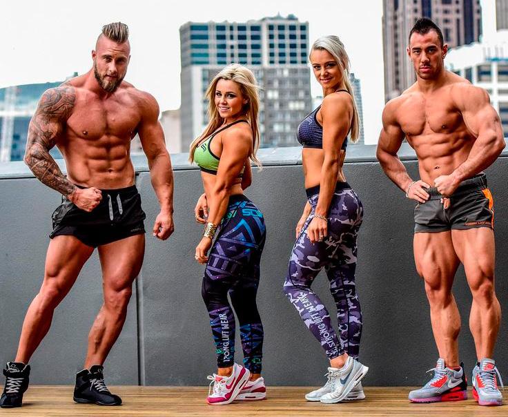 Силовые тренировки сжечь жир