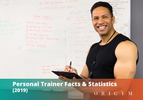 Personal trainer facts banner image