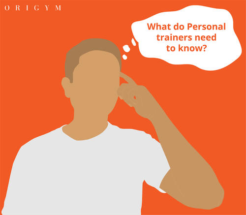 what do personal trainers need to know image