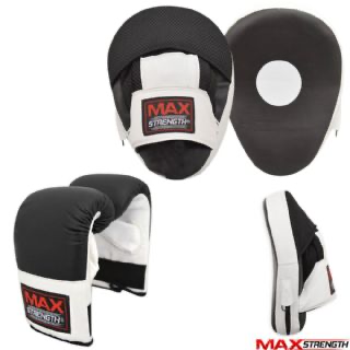 max strength best boxing gloves set image