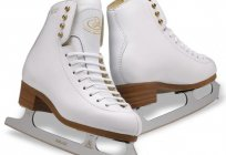 Professional figure skates: review, views, and reviews