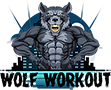 Wolf Workout Mobile Logo